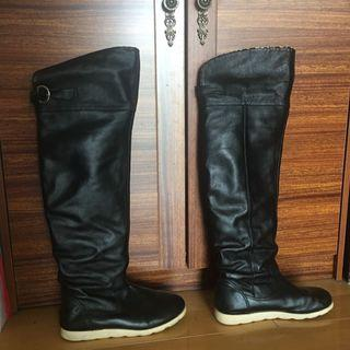 Leather Boots 長靴