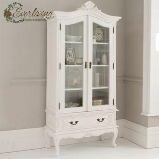 Sophia Victorian Display Cabinet