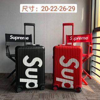 Rimowa & Supreme Luggage