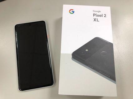 Google PIXEL 2 XL 64G White Boxed Spot