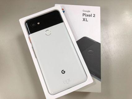 Pixel 2 XL 64G Google
