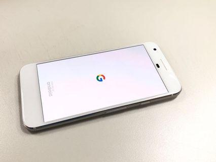 原生 Google PIXEL XL 4G 128G 5.5吋 WHITE