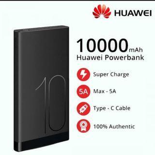 100% ORIGINAL HUAWEI AP09S Powerbank SuperCharge 10000 mAh