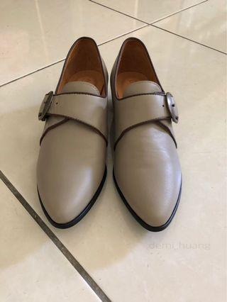 GT全新全真皮鞋
