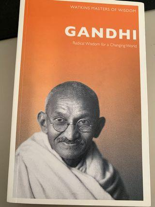 Gandhi: Radical Wisdom for a Changing World by Alan Jacobs - - free delivery