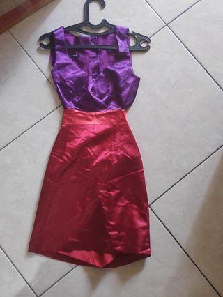 Party Dress / Dress Pesta unik