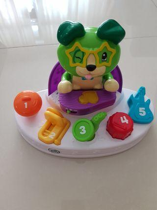 🚚 Leapfrog Music Toy