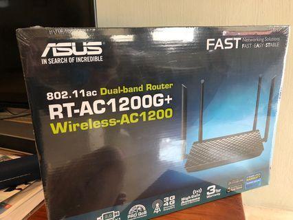 ASUS RT-AC 1200G+