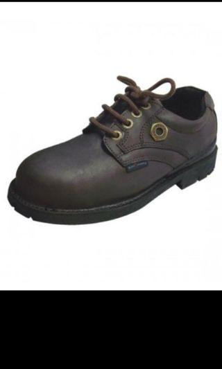Black Hammer Safety Shoes BH-4658