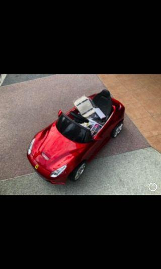 🚚 Electric Car