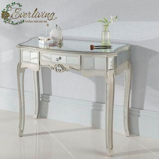Abigail French Mirrored Dressing table