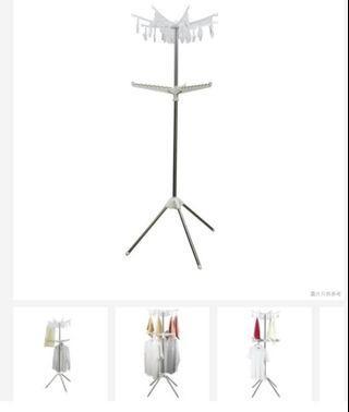 實惠 (73 X 168cm) 不鏽鋼傘形曬衣架