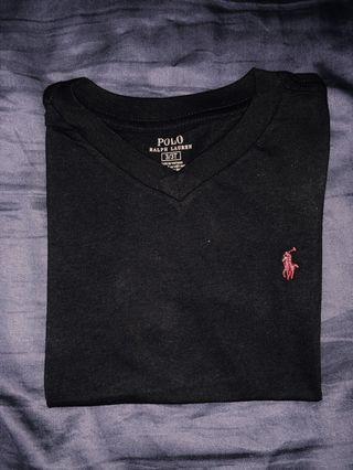 Brand New Polo Ralph Black Tee