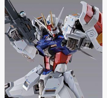 Metal Build Aile Strike Gundam