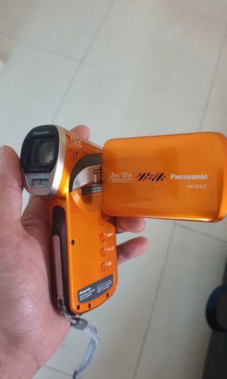 Panasonic Waterproof HD Camcorder