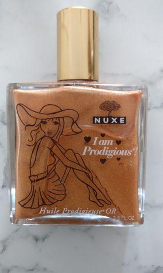 NUXE I Am Prodigious (Shimmering Hydrating Oil)