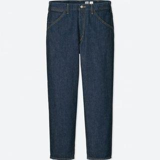 Uniqlo U Wide Fit Tapered Jeans SS18 MEN 32""