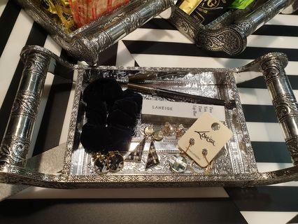Display Storage Accessory Jewellery Tray