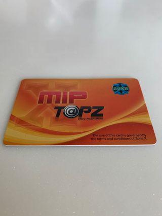 ZoneX MIP Card