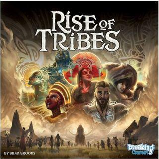 Rise of Tribe Deluxe KS edition (display set)