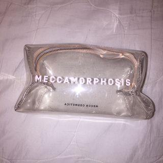 Thick Transparent Clear Makeup Bag