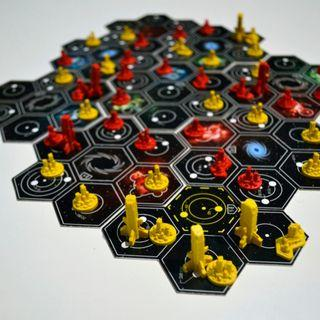 Small Star Empires Board game KS deluxe edition (BRAND NEW)