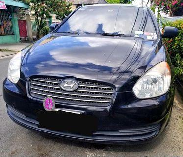 2010 Hyundai Accent CRDi Manual Diesel