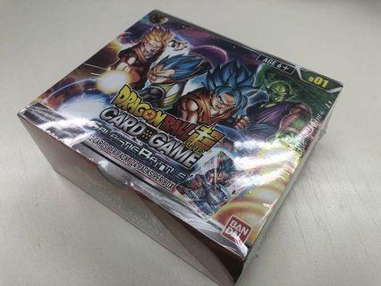 龍珠超咭game B01 美版