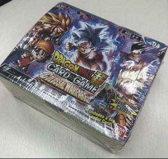 龍珠超card game b04 美版
