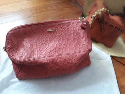 🚚 Rabeanco , pink ladies shoulder bag