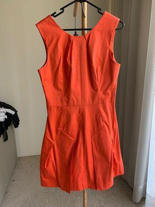 Cue dress size 10