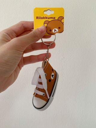 🚚 Brand New Rilakkuma Keychain!