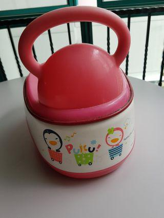 Baby Potty Puku