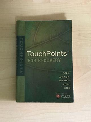 TouchPoints for Recovery - God's Answers For Your Every Need