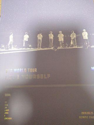 BTS ly seoul photobook