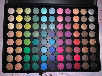 Costal Scents 88 eyeshadow palette