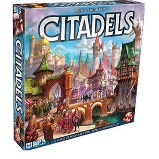 Citadels Board game (Brand NEW) Original