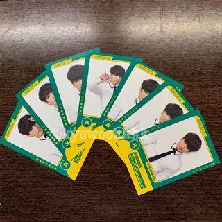 🚚 Jungkook 3rd Muster Player Card Set