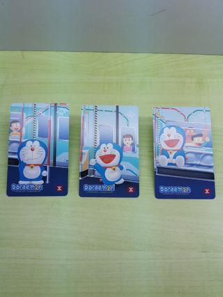 紀念車票 叮噹 Doraemon