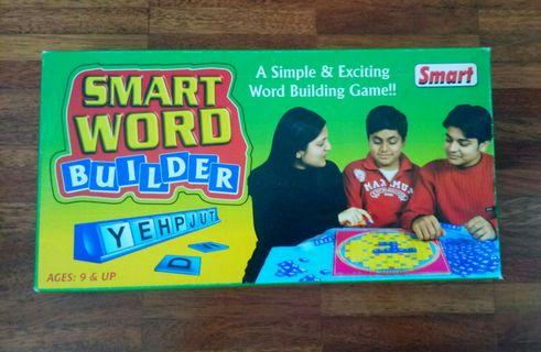 Smart Word Builder Age 9+