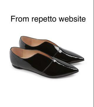 Repetto Louis Derbies 39 Loafers