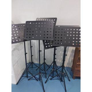BRAND NEW musical stands