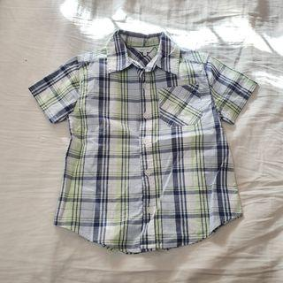 Brand new size 3 kids button top