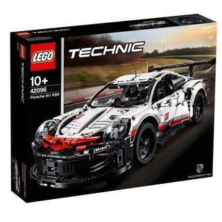 Technic Lego 42096 Porsche 911 RSR