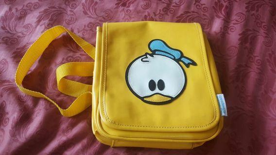 Donald Duck kids backpack from Disneyland HK