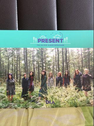 [WTS] DIA Present 3rd mini album repackage