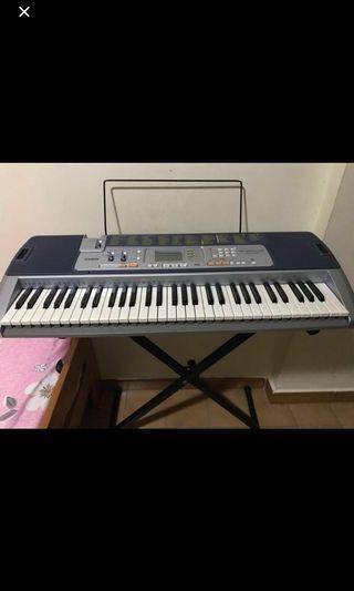 🚚 Casio Keyboard LK110
