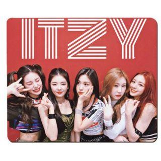 [PO] ITZY Group Mouse Pad Part 1