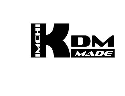 Kimchi KDM Made [Car Decal / Sticker Vinyl] (Free Mailing!)