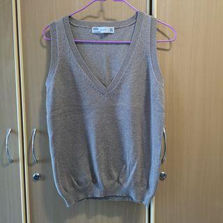 Zara Knitted Vest/Cardigan